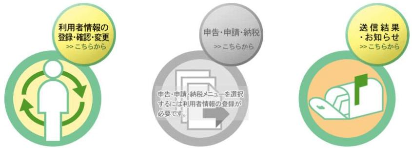 送信結果・お知らせ